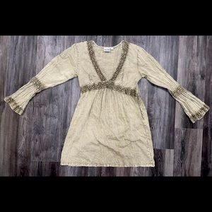 Young thread boutique dress-L but fits like a M